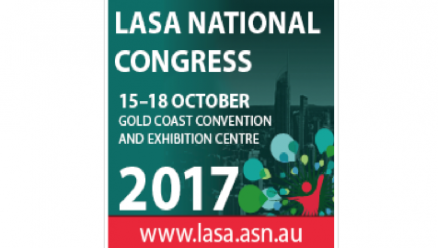 LASA National Congress 2017 – Ahead of the Game