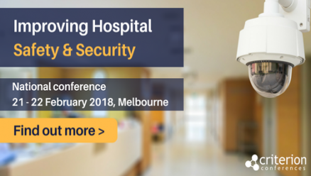 Improving Hospital Safety & Security, Criterion Conferences