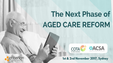 The Next Phase of Aged Care Reform